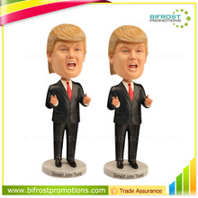 2016 Talking Action Figures Toy Donald Trump Bobble Head Dolls