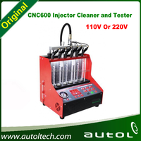 Professional Injector Cleaner And Tester CNC600 fuel injector cleaner and analyzer CNC-600 Same Better As as Launch CNC602A