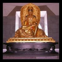 high quality thailand sleeping buddha for spa decor
