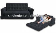 Air bed couch & chair & sofa, update 5 in 1 inflatable air sofa chair,put out air sofa