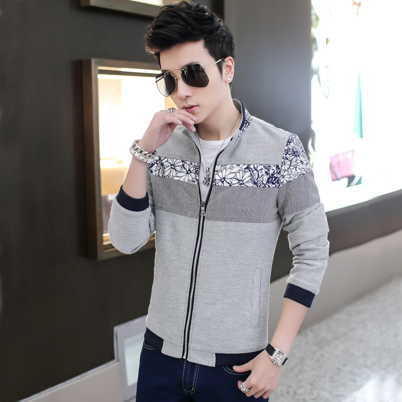 Clothing Manufacturer Ropa Hombre Taiwan Men's Shoulder Pad Jacket