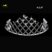 pageant crown beauty crowns black stones tiara