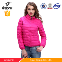 7 colors stock lot 2015 wholesale jacket windbreaker jackets woman winter coat down Jackets
