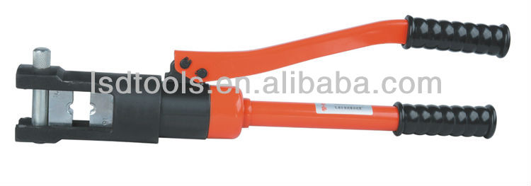 Hand Hydraulic Crimping Tools for crimping Co/Au terminals 16-120mm2(YQK-120)
