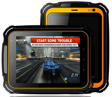 New T1 7.85'' IP68 MTK 6735 quad core GSM+WCDMA+LTE online shoping cheap gsm android tablet Rugged tablet