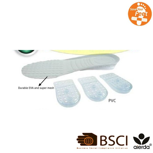 Comfortable Health Care Soft Foot Shoe Gel Pad