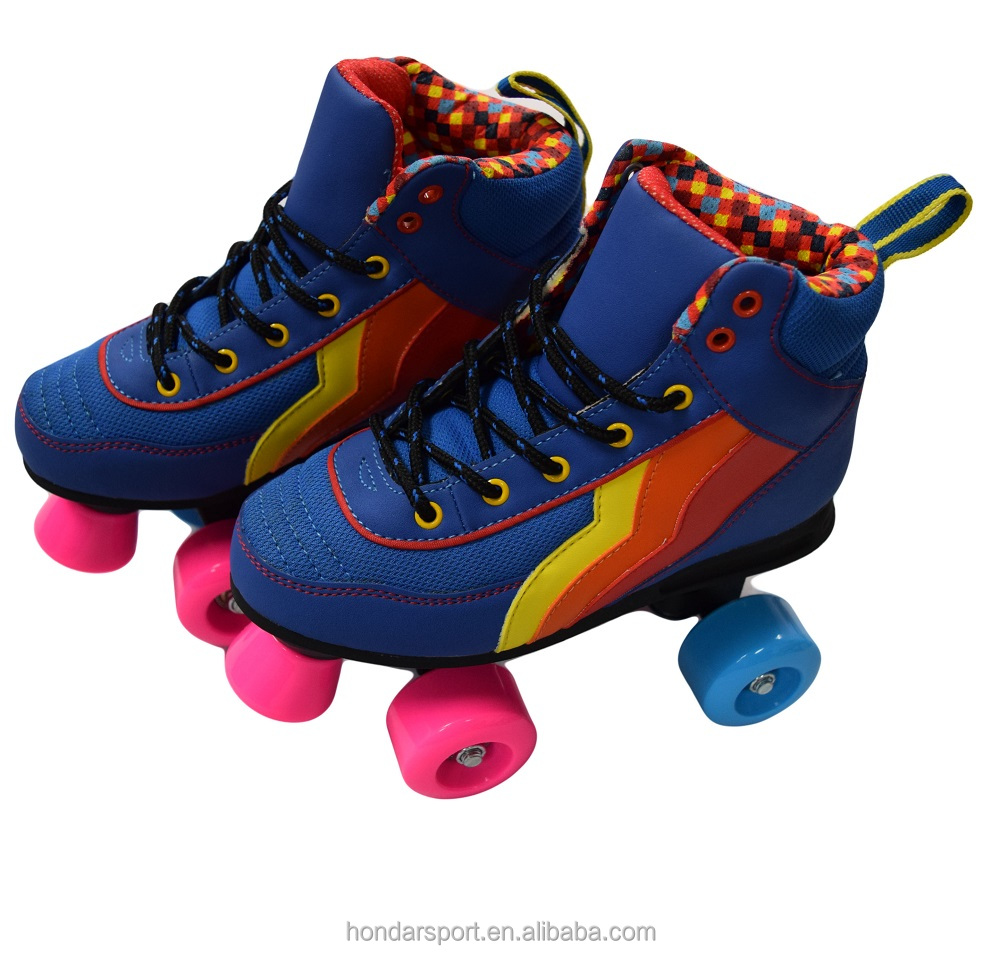 high quality new design quad roller skate shoes for kids and girls