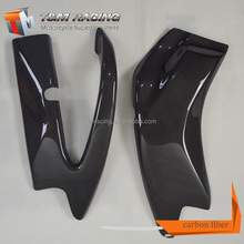 For YBR 125 Motorcycle Fairing motorcycle accessory Carbon Fiber Protector