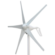Free shipping 400w <strong>wind</strong> <strong>turbine</strong> generator 12v 24v optional windmill with waterproof controller