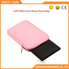 2017 Soft Tablet Liner Sleeve Pouch Bag for ipad Mini 1/2/3/4 Case for ipad Pro 9.7 Inch