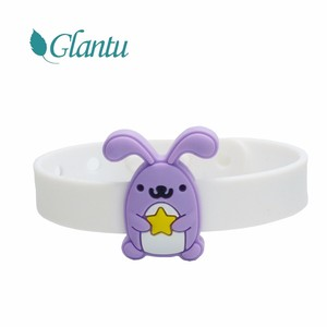 2018 Hot Selling Silicone Anti Mosquito Repellent Band Bug Bracelet