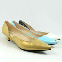Sexy Low Level Wedge heel Women Shoes for Elegant lady