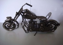 creative craft iron motorcycle model (I45001h)