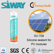 Insualted Glass used General Seal Solar Module Silicone Sealant