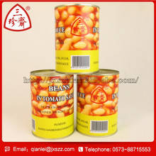 2016 new chinese products soy beans in tomato sauce