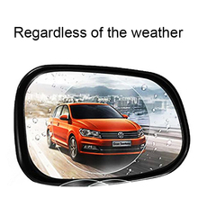 Car Accessories Nano-coated Car Anti-fog and Rain Sticker Rear View Mirror Window Protective Film