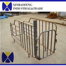 pig feeding system Steel Farrowing Crates cages