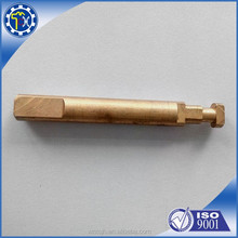 China Supplier CNC Machine Parts High Precision DIY Copper Dowel Pin
