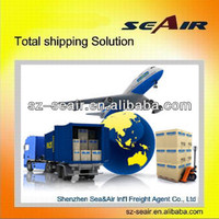Door to door delivery service from China to India---SEA&AIR