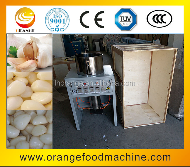 Full-Automatic At Low Price Of Garlic Peeling Machine