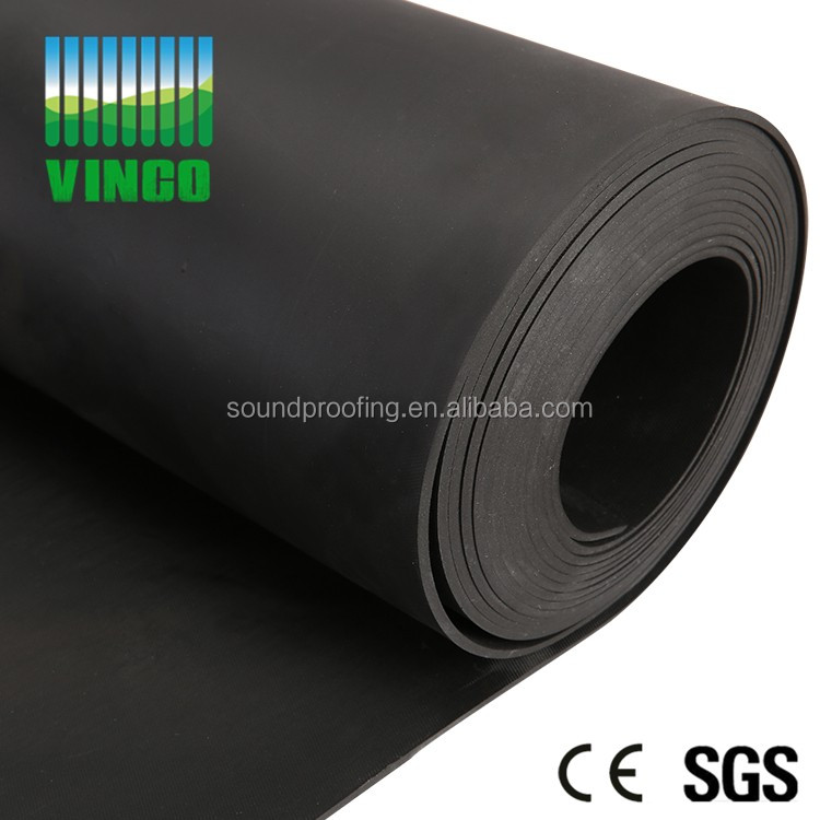 Flexible Noise Barrier Wall Sound Insualtion MLV Sound Barrier