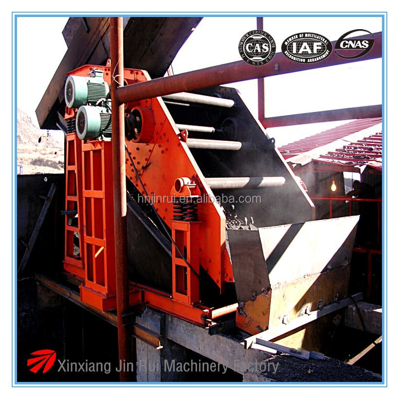 Industrial High-technical large Capacity and High Quality Ore Sieving Machine