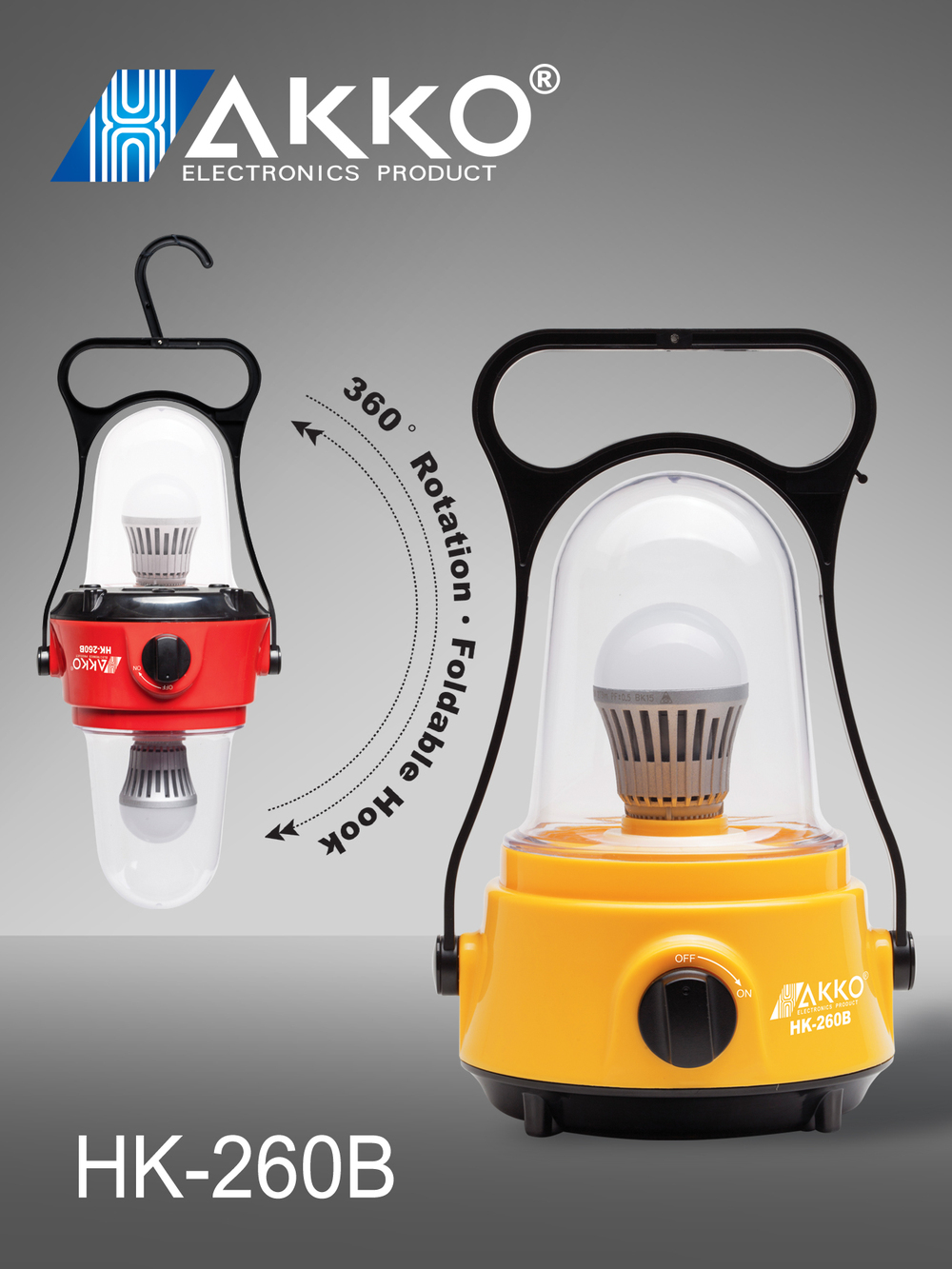 Portable Emergeny Light