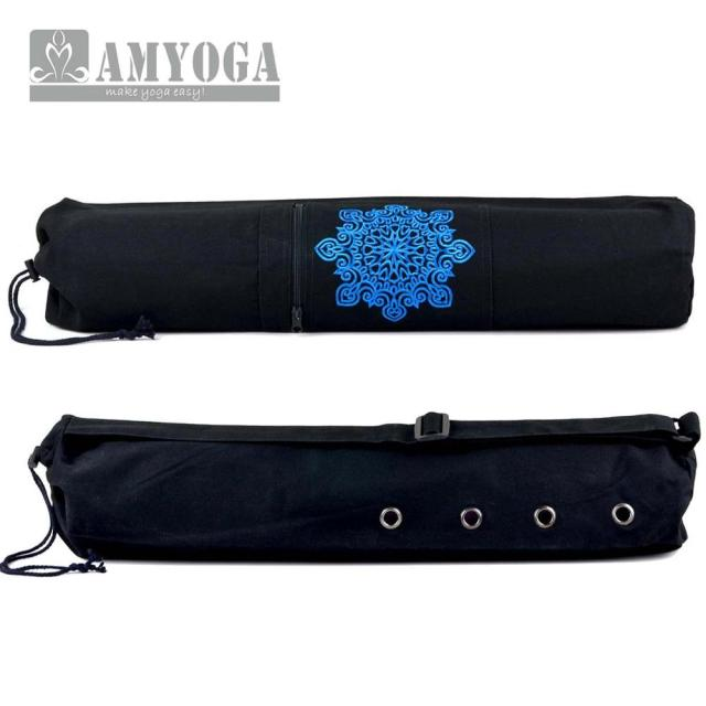 high quality canvas yoga mat bag