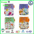Wholesale cloth diaper factory Happy flute baby cloth diaper