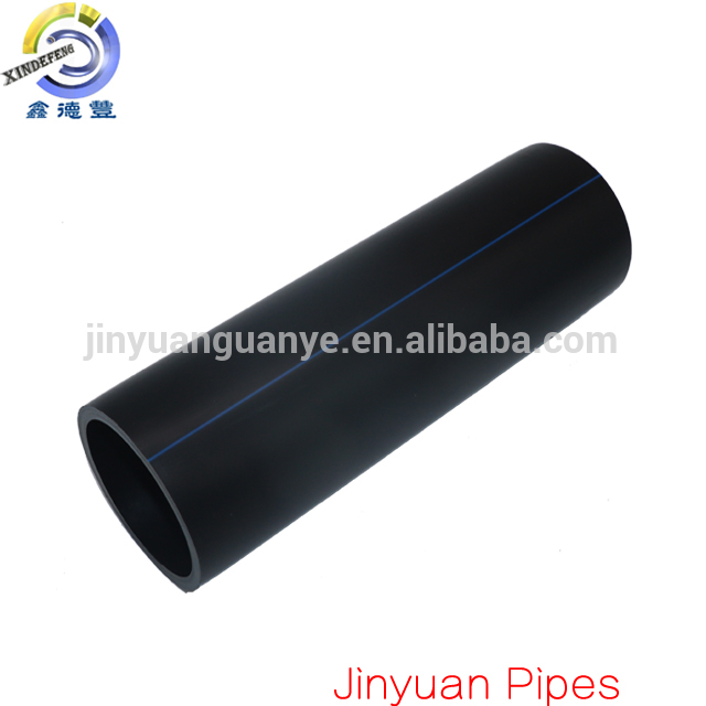 Twin wall corrugated pipe tuyaux hdpe 600mm tubo 8 with CE ISO certificates