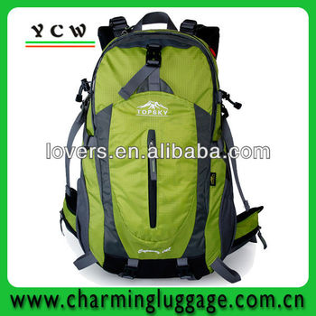 fashionable travel sport backpack