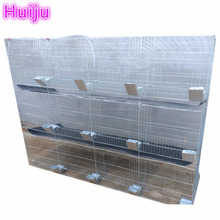 Easy Clean commercial rabbit cage for sale used in poultry farm