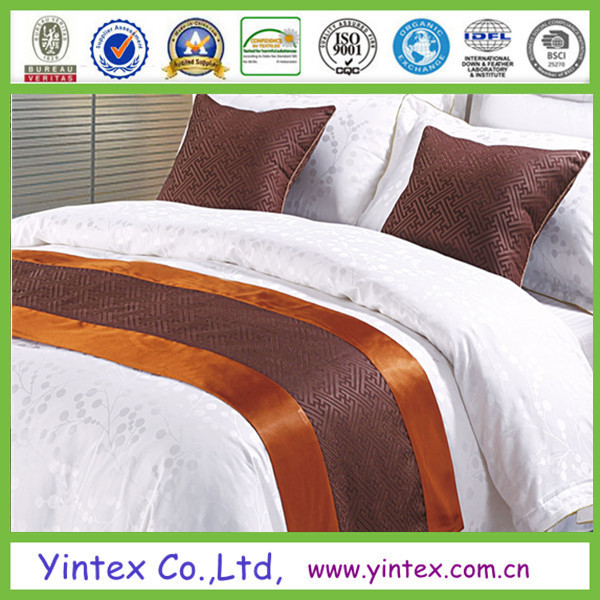 New Fashion Decorative Hotel Bed Runners