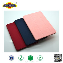New arrival! Flip Smart Case for iPad mini 2, folding stand leather case for ipad mini 3