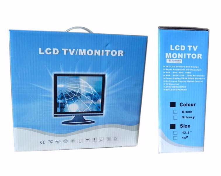 14 inch Led/lcd monitor with all parts from professional factory