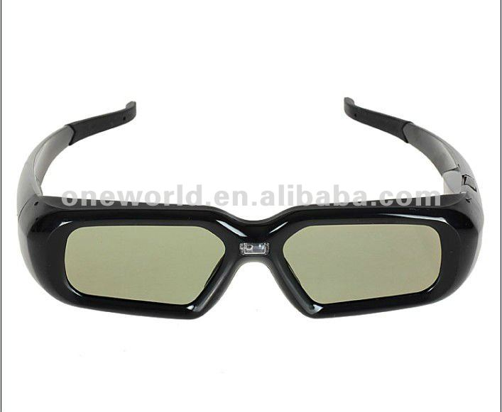 universal dlp link 3d shutter glasses for optoma HD65 projector