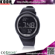 Alarm funtion!!! led digital sports watch lighter