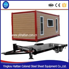Hot sale new products innovative mobile home designs for home container