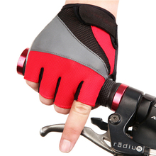2017 New Style Custom Big Size Cycling Glove