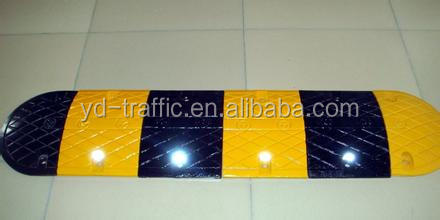 Factory price roadway safety rubber speed hump road hump speed hump
