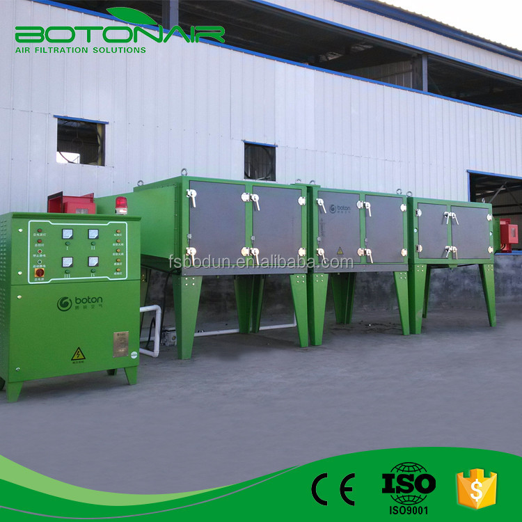 Electrostatic Precipitator (ESP) for Industry Smog Collecting Machine