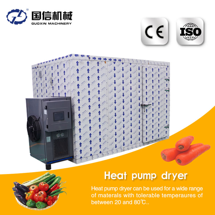 Saving Energy Best Price Dehydration Machine Fruit Heat Pump Dryer