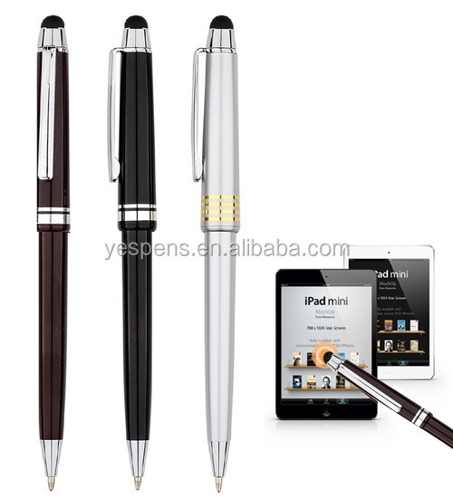 Hot selling capacitive touch screen stylus with fast produce