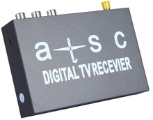 ATSC digital tv tuner receiver with HD for North America