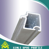 60mm glazing bead window profile upvc profile