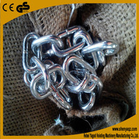 Grade 80 Alloy Load Chain in rigging tools