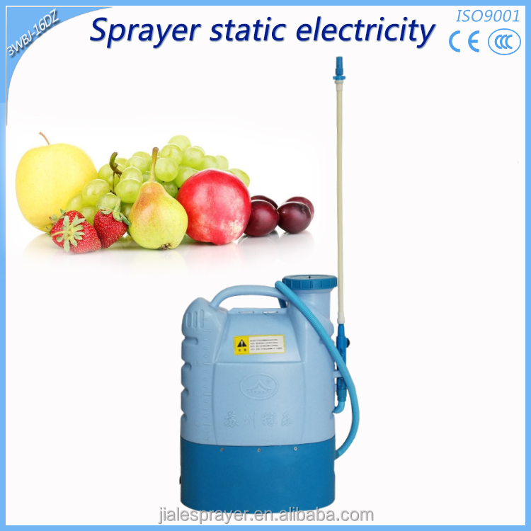 High Quality Liquid Adherence Electrostatic new agricultural machines electric sprayer