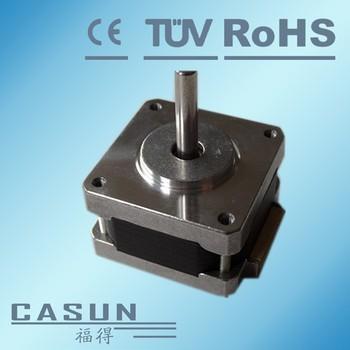 24 volt stepper motor nema 16 39x20mm cheap price for 24 volt servo motor