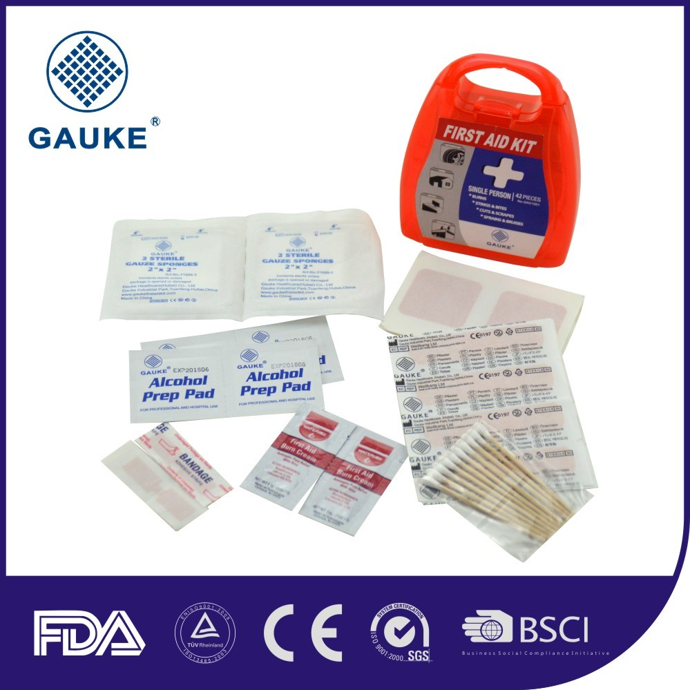Promotional Gift Mini First Aid Kit , Wholesales Mini Medical First Aid Kit