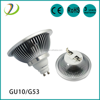 AC85-265V or DC12V CE RoHS IEC TUV ar111 track light,Factory directly selling ar111 track lighting